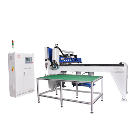 SJ-303CW Automatic microintegration of glue dispensing  machine