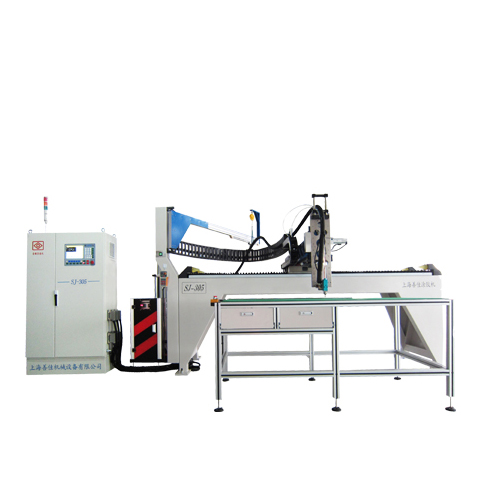 SJ-305 Automatic hot melt glue dispensing machine
