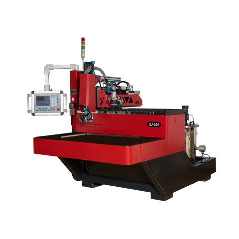 SJ-304 Automatic Micro Foam Sealing Gasket  Machine