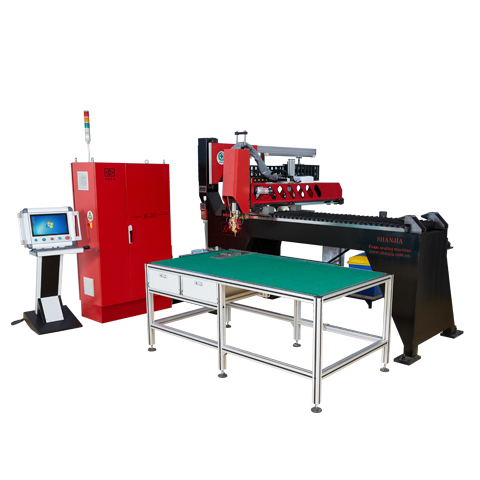 SJ-306 automatic Foam Sealing Machine (network version)